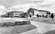 Hatfield, the Technical College c1965