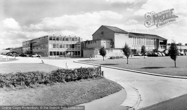 Photo of Hatfield, the Technical College c1965, ref. H254073