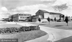 Hatfield, The Technical College c.1965