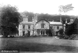 Brookfield Manor 1902, Hathersage