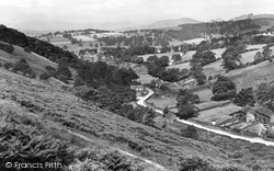 Down The Vale 1932, Hathersage