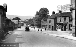 Main Road 1932, Hathersage