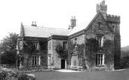Hathersage, Nether Hall 1902