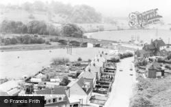 Hatton, River Dove c.1965