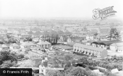 Hatton, View From Nestle's Buildings c.1965