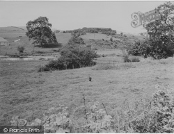 Motte Of Urr 1951, Haugh Of Urr