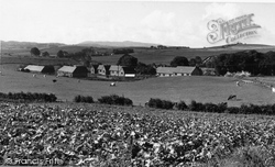 New Houses c.1955, Haugh Of Urr