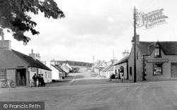 Haugh Of Urr, The Village c.1955