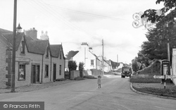 The Village c.1955, Haugh Of Urr