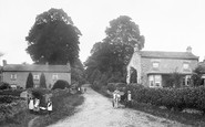 Hauxwell, the Village 1913