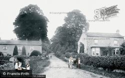 Hauxwell, The Village 1913, Hauxwell Moor