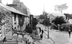 Haverfordwest, Barn Street 1906