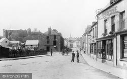 Haverfordwest, Bridgend Square 1906