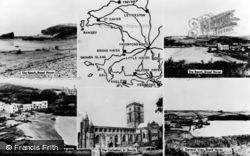 Haverfordwest, Composite c.1960