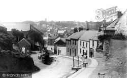 Haverfordwest, From Prendergast 1898
