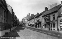 Haverfordwest, High Street 1898