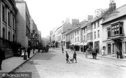 Haverfordwest, High Street 1906