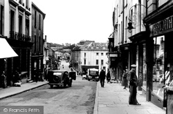 Haverfordwest, High Street c.1955