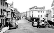 Haverfordwest, High Street c1955