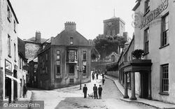 Haverfordwest, Mariner's Square 1906