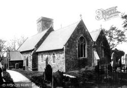 Haverfordwest, Prendergast Church 1899