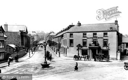 Haverfordwest, Salutation Square 1906