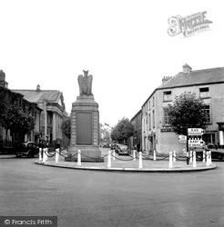 Haverfordwest, Salutation Square 1950