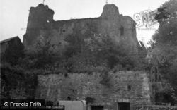 Haverfordwest, The Castle 1953