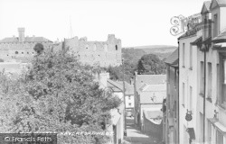 Haverfordwest, The Castle c.1930