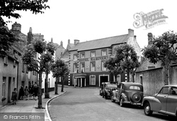 Haverfordwest, The Hotel Mariners 1950