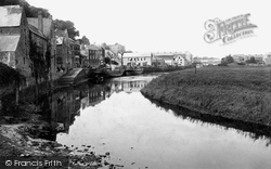 Haverfordwest, The River Cleddau 1890