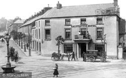 The Salutation Hotel 1906, Haverfordwest