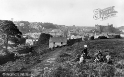 Haverfordwest, Town View 1890
