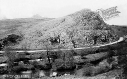 Haverfordwest, Trefgarn Rocks 1898