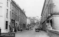 Victoria Place 1950, Haverfordwest