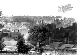 View From The East 1948, Haverfordwest