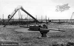 Haverigg, Children's Playground c.1955