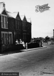 Haverigg, Main Street c.1960