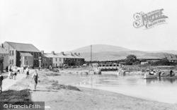 Haverigg, Poolside c.1950