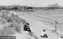 Haverigg, The Shore c.1950