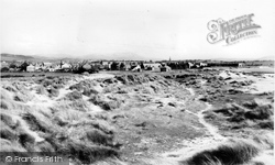 Haverigg, Village From The Sand Dunes c.1960