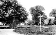 Havering-atte-Bower, the Green 1908