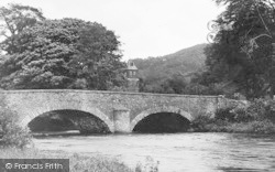 Lowwood Bridge And Gunpowder Works c.1930, Haverthwaite