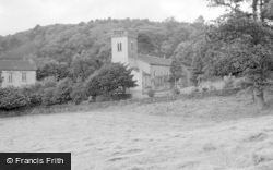 St Anne's Church 1958, Haverthwaite