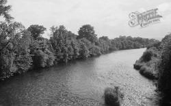 The River Leven 1958, Haverthwaite