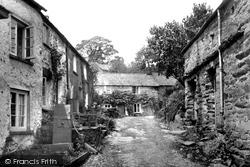 The Village c.1930, Haverthwaite