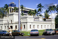 Colonial House, Holnolulu 1982, Hawaii