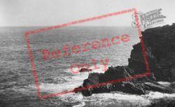 Halona Point c.1935, Hawaii