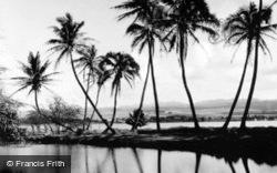 Honolulu, Reflections c.1935, Hawaii