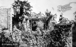 Honolulu, Ruins c.1935, Hawaii
